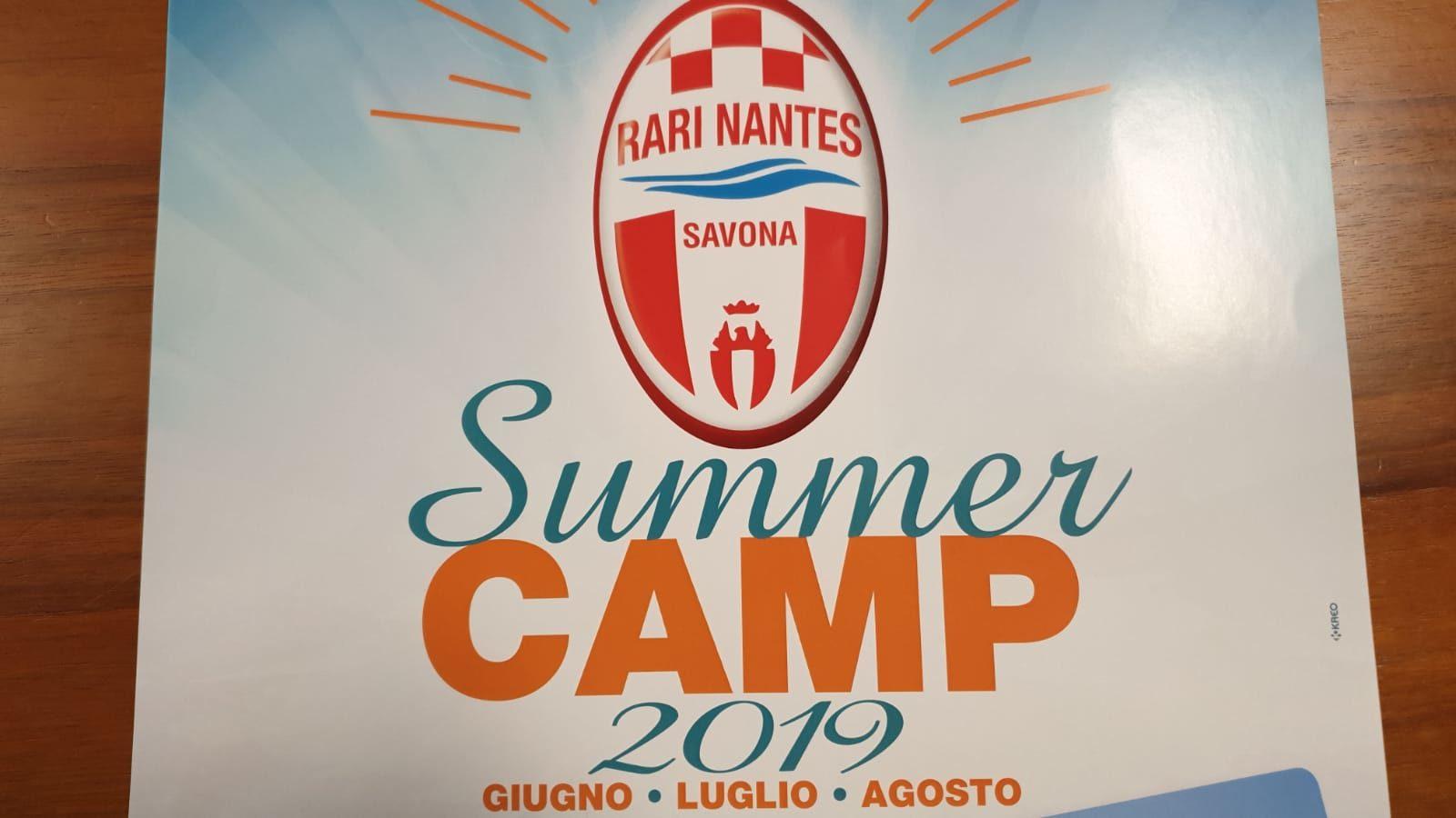 Summer camp 2019 la rari nantes savona organizza i campi estivi per bambini e ragazzi dai 5 ai - Piscina zanelli savona ...
